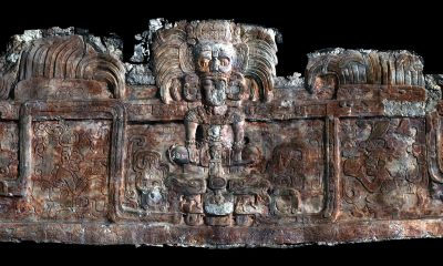 Previously unknown Mayan tombs discovered in Guatemala