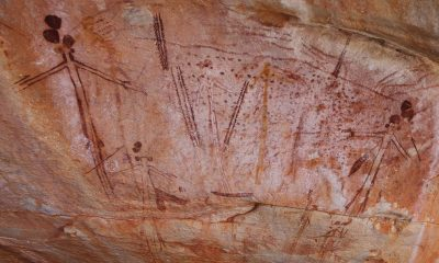 Over 30000 rock paintings documented at sites across North and West Australia