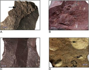 Middle Stone Age tools in Africa crafted with controlled use of fire