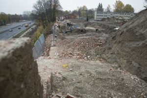 Overview of the site (by TVN Warszawa)