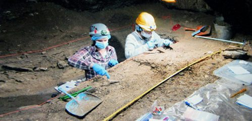 7000-year-old finds in a cave in Nagorno-Karabakh
