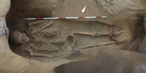 The Etruscan burial (by Giorgio Baratti via Seeker)