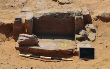 Causeway leading to ancient tomb found in Egypt