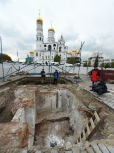 Overview of the site at Kremlin (by PhysOrg)