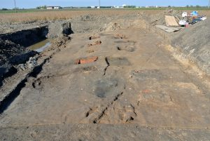 Overview of the excavation site (by Verona Sera)