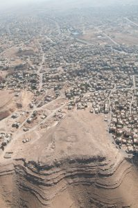 Khirbet al-Betrawy (Matthew Neale Dalton Aerial Photographic Archive for Archaeology in the Middle East)