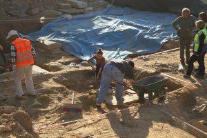 Excavations at Mylasa (by IHA Photo)