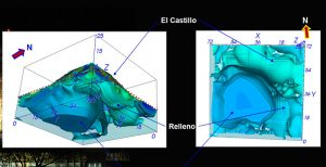 3D imaging of the subsoil structures (by Universidad Nacional Autónoma de México)