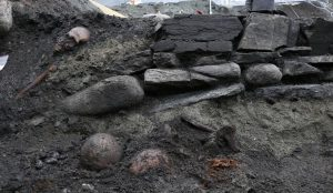 Shrine found at the church (by Norwegian Institute for Cultural Heritage via Live Science)