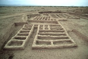 The site of Mehragarh where the amulet was found (by Daily Mail)