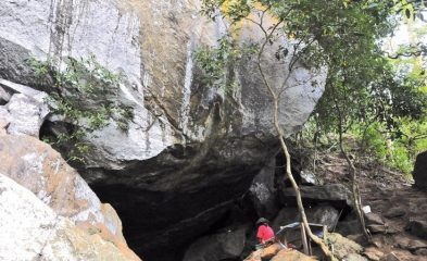 Archaeologists in search for the Palaeolithic occupants of Sri Lanka