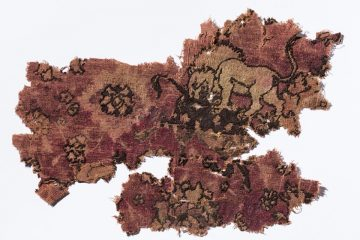 17th-century Dutch shipwreck yields fragments of a lavish carpet