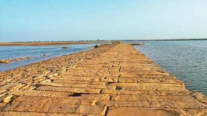 Archaeologists find a 4km long 16th century stone causeway