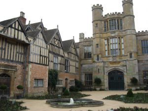 The Coughton Court (by Stratford-upon-Avon Herald)