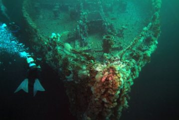 Exploration of four WW II shipwrecks sunk by Germans off Newfoundland