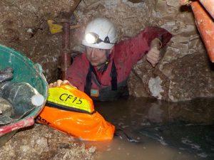 Underground excavations (by Star Radio)
