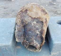 Panzerfaust found in Gdynia