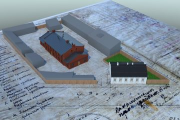 Enthusiasts digitally reconstruct 19th-century factory from thrown-away plans