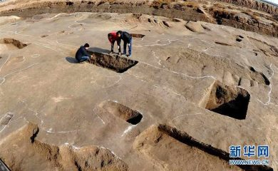 Evidence for 1500-year-old salt boiling found in China