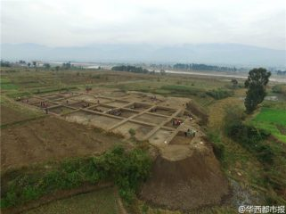 Railway construction discovers more than 20 settlement sites in China