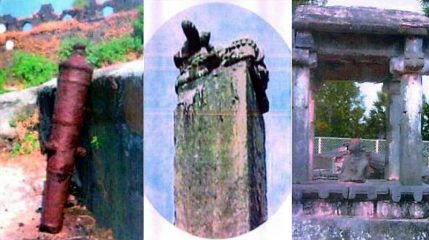 Series of thefts of antiquities at Indian heritage sites