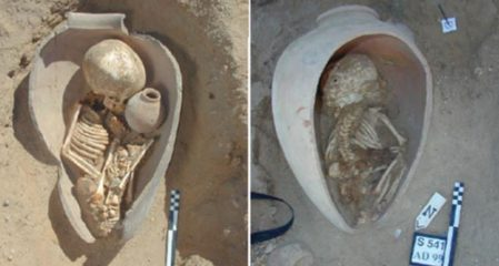 New clues about ancient Egyptian pot burials