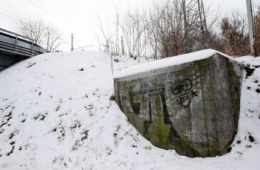 World War II German bunkers scheduled for demolition