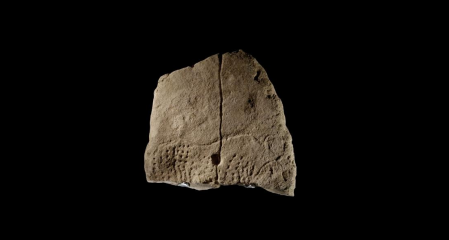 38000-year-old engraving found in Prehistoric rock-shelter