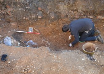 Anglo-Saxon burial site's accidental discovery