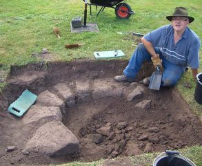 Medieval city found in Wales