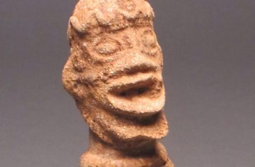Prehistoric trade routes revealed through finds of ancient figures