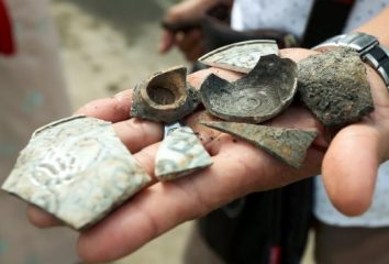 200-years-old Chinese pottery found in Malaysia