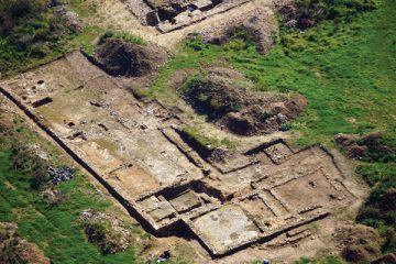 Luxury Roman villa found in Dorset