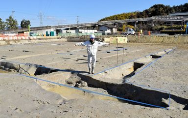 Japan's 8th century capital's street grid revealed