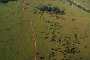Hundreds of enclosures discovered in deforested West Amazonia