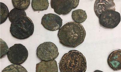Smuggle of ancient Roman coins foiled at Israeli border