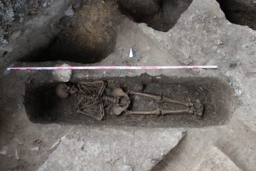 Earliest Christian graves in Asia-Pacific found