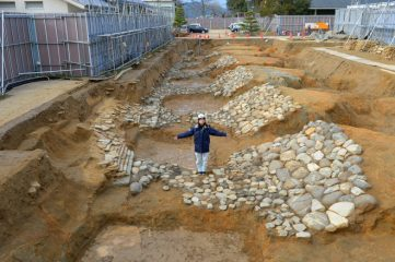 Possible resting place of Japanese emperor discovered