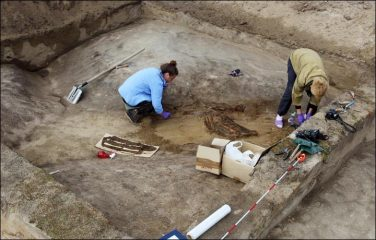 Unusual Medieval burials found on Yamal peninsula