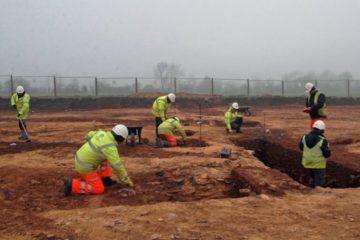 Roman settlement found at future housing development