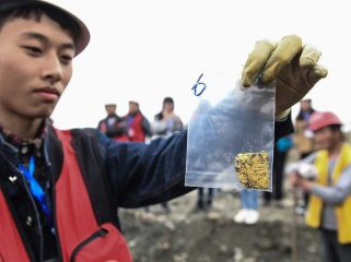 Sunken Ming Dynasty treasure uncovered