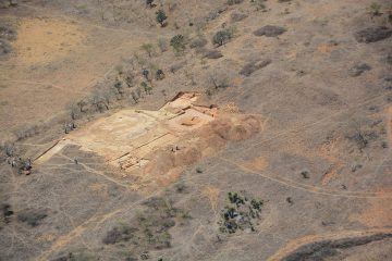 Ancient palace unearthed in Mexico