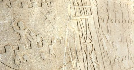 Relief's study sets back region's history 1000 years