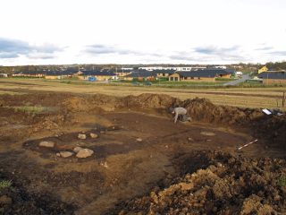 High status early Viking Age grave found in Denmark