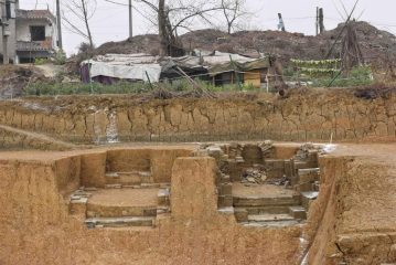 Tombs of an official and his wife discovered