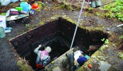 14000-year-old settlement found in British Columbia