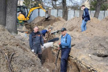 Finds during exhumation of WW2 German soldiers