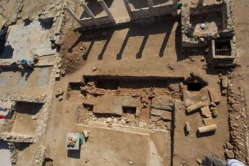 Remains of oldest houses found at Nea Paphos