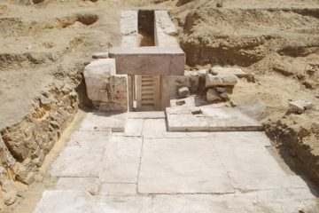 3700-year-old pyramid found in Egypt