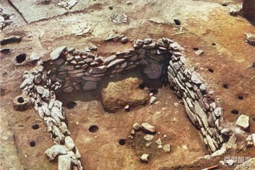 Ancient tombs unearthed in Tibet